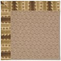 Capel Rugs Creative Concepts Grassy Mountain - Java Journey Chestnut (750) Runner 2