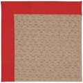 Capel Rugs Creative Concepts Grassy Mountain - Canvas Jockey Red (527) Runner 2