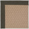 Capel Rugs Creative Concepts Grassy Mountain - Fortune Lava (394) Rectangle 7