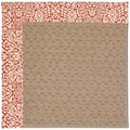 Capel Rugs Creative Concepts Grassy Mountain - Imogen Cherry (520) Rectangle 8