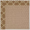 Capel Rugs Creative Concepts Grassy Mountain - Arden Chocolate (746) Rectangle 8