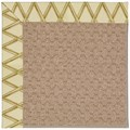 Capel Rugs Creative Concepts Grassy Mountain - Bamboo Rattan (706) Rectangle 8
