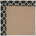 Capel Rugs Creative Concepts Grassy Mountain - Arden Black (346) Rectangle 9