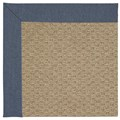Capel Rugs Creative Concepts Raffia - Heritage Denim (447) Octagon 6