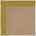 Capel Rugs Creative Concepts Raffia - Bamboo Tea Leaf (236) Octagon 8