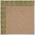 Capel Rugs Creative Concepts Raffia - Dream Weaver Marsh (211) Octagon 10