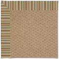 Capel Rugs Creative Concepts Raffia - Dorsett Autumn (714) Octagon 12