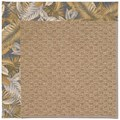 Capel Rugs Creative Concepts Raffia - Bahamian Breeze Ocean (420) Runner 2