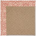 Capel Rugs Creative Concepts Raffia - Imogen Cherry (520) Runner 2