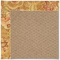 Capel Rugs Creative Concepts Raffia - Tuscan Vine Adobe (830) Rectangle 3