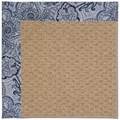 Capel Rugs Creative Concepts Raffia - Paddock Shawl Indigo (475) Rectangle 7