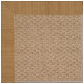 Capel Rugs Creative Concepts Raffia - Dupione Caramel (150) Rectangle 8