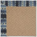 Capel Rugs Creative Concepts Raffia - Java Journey Indigo (460) Rectangle 8