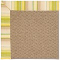 Capel Rugs Creative Concepts Raffia - Kalani Coconut (615) Rectangle 8