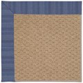 Capel Rugs Creative Concepts Raffia - Vierra Navy (455) Rectangle 8