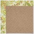 Capel Rugs Creative Concepts Raffia - Cayo Vista Mojito (215) Rectangle 9