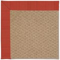 Capel Rugs Creative Concepts Raffia - Vierra Cherry (560) Rectangle 12