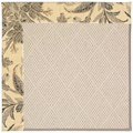 Capel Rugs Creative Concepts White Wicker - Cayo Vista Graphic (315) Runner 2