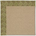 Capel Rugs Creative Concepts Sisal - Dream Weaver Marsh (211) Octagon 10