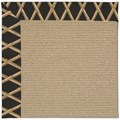 Capel Rugs Creative Concepts Sisal - Bamboo Coal (356) Runner 2