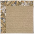 Capel Rugs Creative Concepts Sisal - Bahamian Breeze Ocean (420) Runner 2
