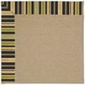 Capel Rugs Creative Concepts Sisal - Vera Cruz Coal (350) Rectangle 3