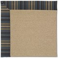 Capel Rugs Creative Concepts Sisal - Vera Cruz Ocean (445) Rectangle 6