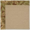 Capel Rugs Creative Concepts Sisal - Bahamian Breeze Cinnamon (875) Rectangle 6