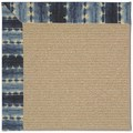 Capel Rugs Creative Concepts Sisal - Java Journey Indigo (460) Rectangle 8