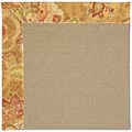 Capel Rugs Creative Concepts Sisal - Tuscan Vine Adobe (830) Rectangle 8