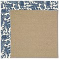 Capel Rugs Creative Concepts Sisal - Batik Indigo (415) Rectangle 9