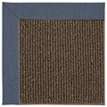 Capel Rugs Creative Concepts Java Sisal - Heritage Denim (447) Octagon 6