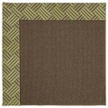 Capel Rugs Creative Concepts Java Sisal - Dream Weaver Marsh (211) Octagon 10