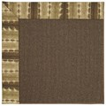 Capel Rugs Creative Concepts Java Sisal - Java Journey Chestnut (750) Runner 2
