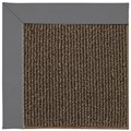 Capel Rugs Creative Concepts Java Sisal - Canvas Charcoal (355) Runner 2