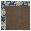 Capel Rugs Creative Concepts Java Sisal - Bandana Indigo Blue (465) Runner 2