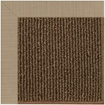 Capel Rugs Creative Concepts Java Sisal - Dupione Sand (725) Rectangle 7' x 9' Area Rug