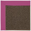 Capel Rugs Creative Concepts Java Sisal - Canvas Hot Pink (515) Rectangle 9