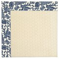 Capel Rugs Creative Concepts Sugar Mountain - Batik Indigo (415) Octagon 4