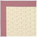 Capel Rugs Creative Concepts Sugar Mountain - Canvas Coral (505) Octagon 4