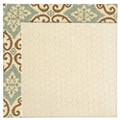 Capel Rugs Creative Concepts Sugar Mountain - Shoreham Spray (410) Octagon 6