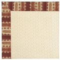 Capel Rugs Creative Concepts Sugar Mountain - Java Journey Henna (580) Octagon 6