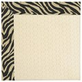 Capel Rugs Creative Concepts Sugar Mountain - Wild Thing Onyx (396) Octagon 8