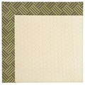 Capel Rugs Creative Concepts Sugar Mountain - Dream Weaver Marsh (211) Octagon 10