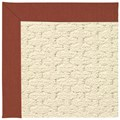 Capel Rugs Creative Concepts Sugar Mountain - Canvas Brick (850) Octagon 12