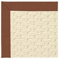 Capel Rugs Creative Concepts Sugar Mountain - Linen Chili (845) Runner 2