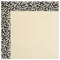 Capel Rugs Creative Concepts Sugar Mountain - Coral Cascade Ebony (385) Rectangle 7