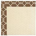 Capel Rugs Creative Concepts Sugar Mountain - Arden Chocolate (746) Rectangle 7