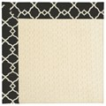 Capel Rugs Creative Concepts Sugar Mountain - Arden Black (346) Rectangle 8