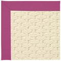 Capel Rugs Creative Concepts Sugar Mountain - Canvas Hot Pink (515) Rectangle 8